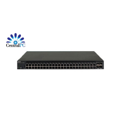 IBM System Networking RackSwitch G8052 Rear to Front