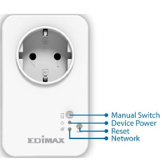 EDIMAX Smart Plug Switch [SP-1101W]