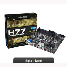 Digital Alliance H77-M New