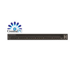 IBM System Networking RackSwitch G8124E Front to Rear