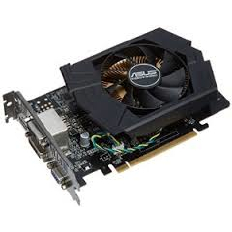 Asus VGA GTX 750 TI (Dust Proof Fan) 2GB DDR5 128BIT- GTX750TI-PH
