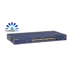 NETGEAR ProSafe Gigabit Smart Switch GS724T