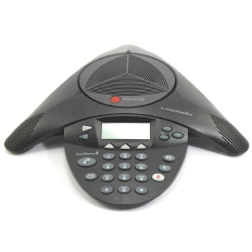 SoundStation2 conference phone, expandable, w/display