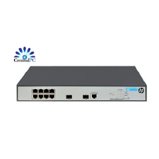 HP Switch Managed 1920-8G-PoE+ 180W