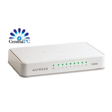 NETGEAR Switch FS208