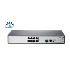 HP Switch Managed 1910-8G-PoE+ 65W