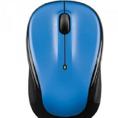 LOGITECH Wireless Mouse M325 ( Peacock Blue )