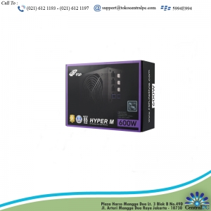 POWER SUPPLY FSP HYPER MF-600MS