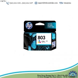TINTA HP 803 COLOR