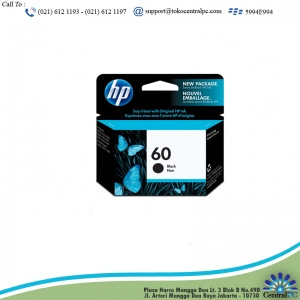 TINTA HP 60 BLACK