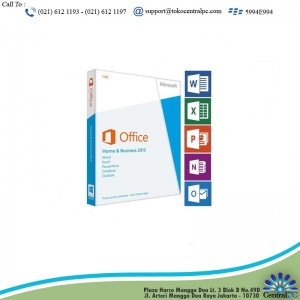 SOFTWARE OFFICE HOME & BUSINESS 2013