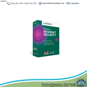 ANTIVIRUS KASPERSY INTERNET SECURITY 2016 ( 3 USER )