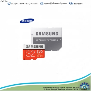 Samsung Micro SD 32GB SDHC EVO Plus