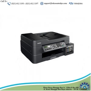 PRINTER BROTHER MFC-T810W