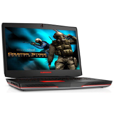 ALIENWARE Notebook M17xR5 - Anodized Aluminium