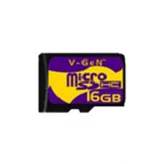 V-GEN 16Gb Micro SD Card
